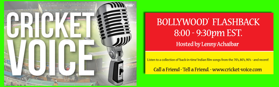 Cricket Voice – Live Audio Streaming / Music Show: Grand